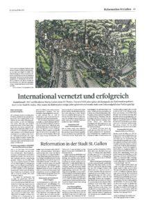 International vernetzt und erfolgreich