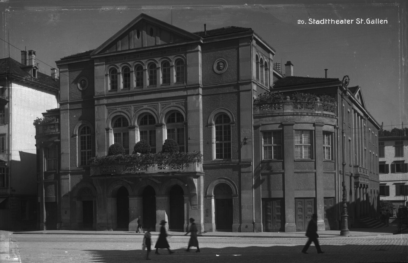 2019 und 1921: Altstadt, Bohl