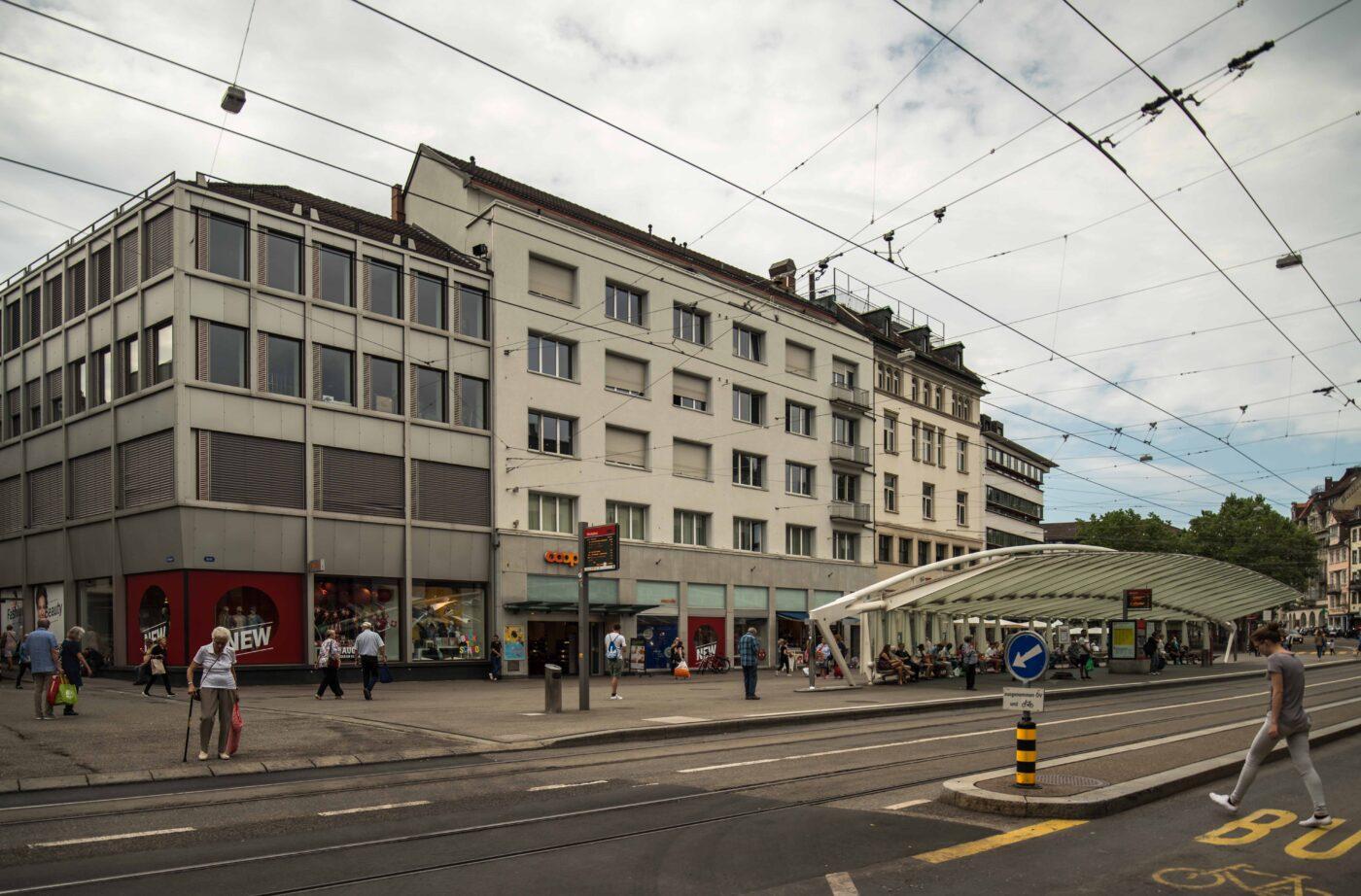 2019 und 1931: Altstadt, Bohl