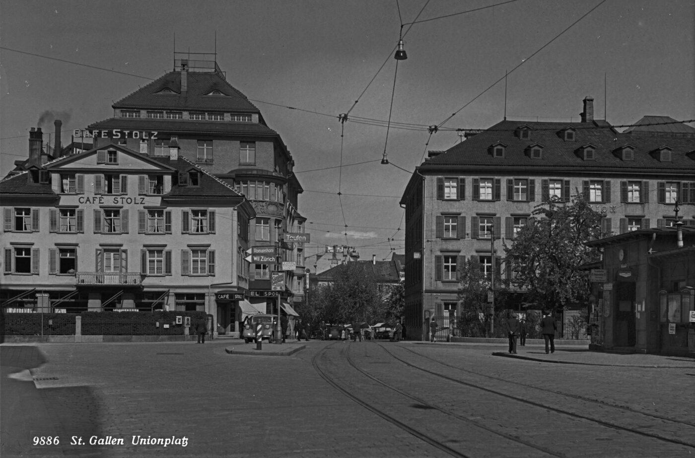2019 und 1935-38: Altstadt, Schibenertor