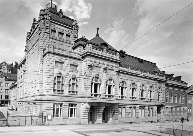 Gründung der Brauerei Schützengarten | Jahr 1779