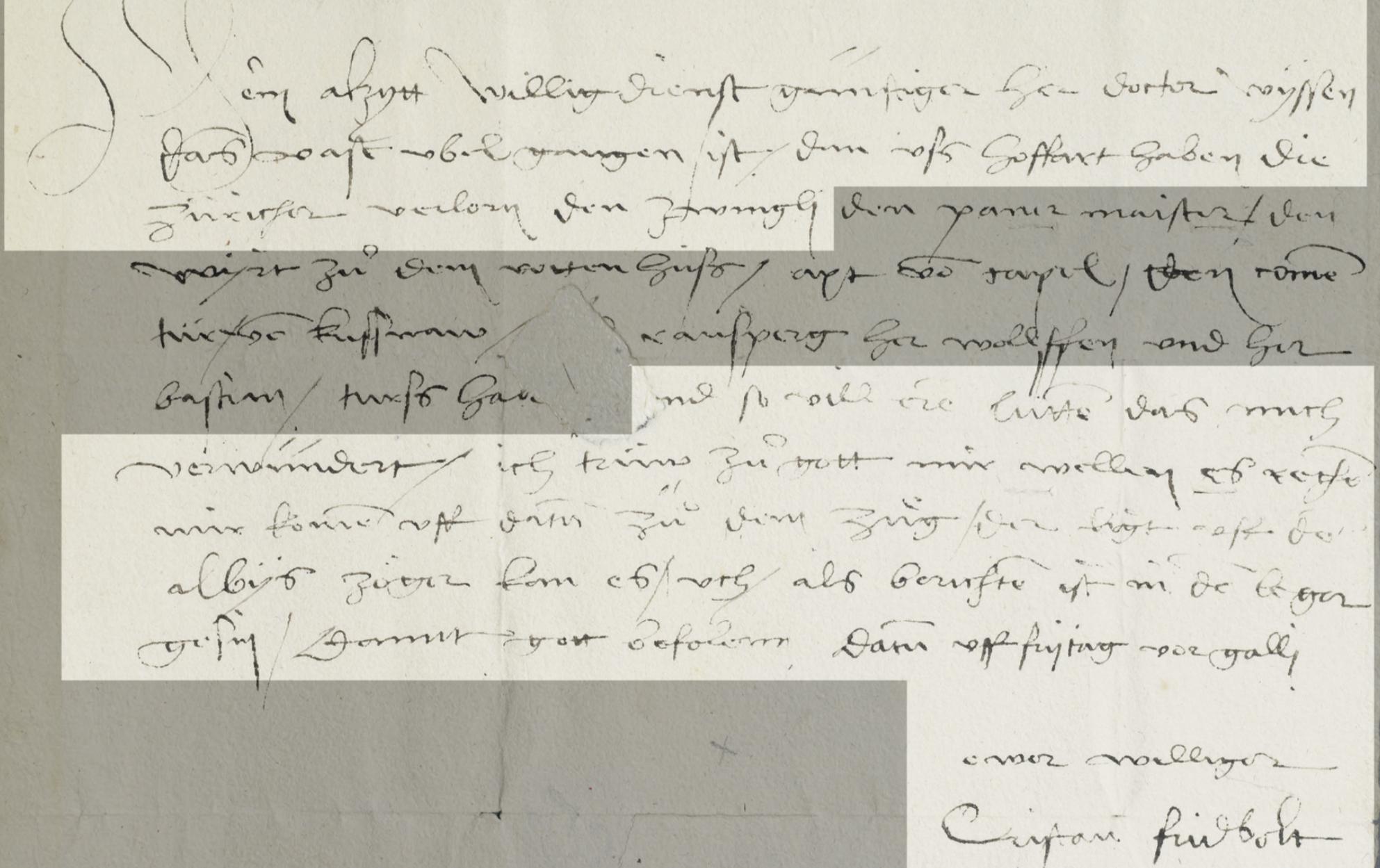 Haben die Züricher verlorn den Zwingli. Kommunikation im Zweiten Kappelerkrieg