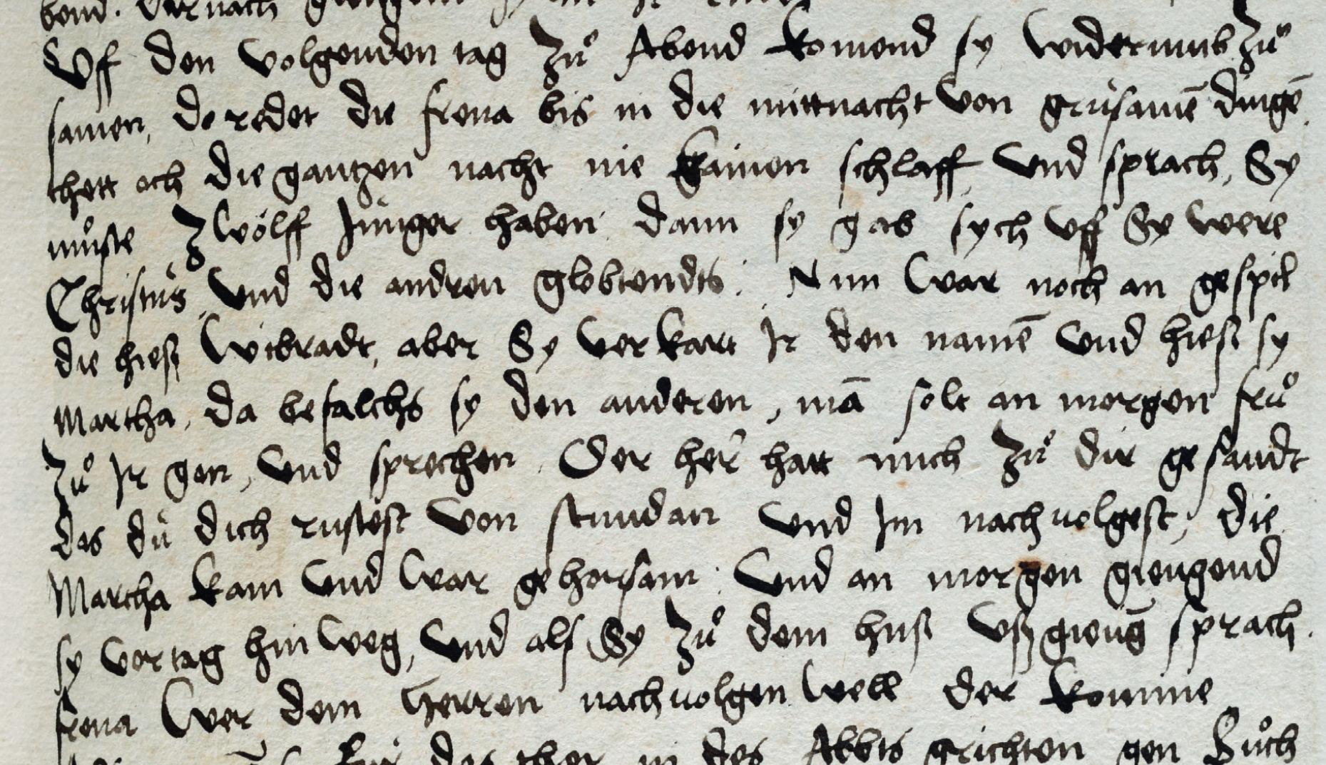 Ein Augenzeuge berichtet: Die St. Galler Reformation in der Chronik von Johannes Kessler