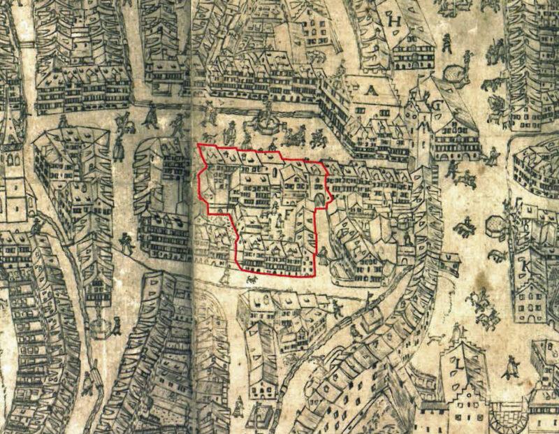 Gründung des städtischen Spitals (Heiliggeist-Spital) | Jahr 1228