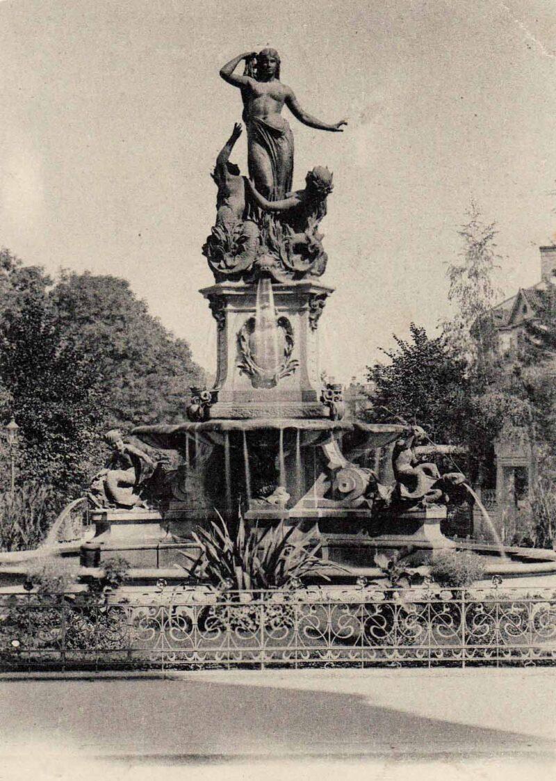 Wasserversorgung für die Stadt aus dem Bodensee | Jahr 1895
