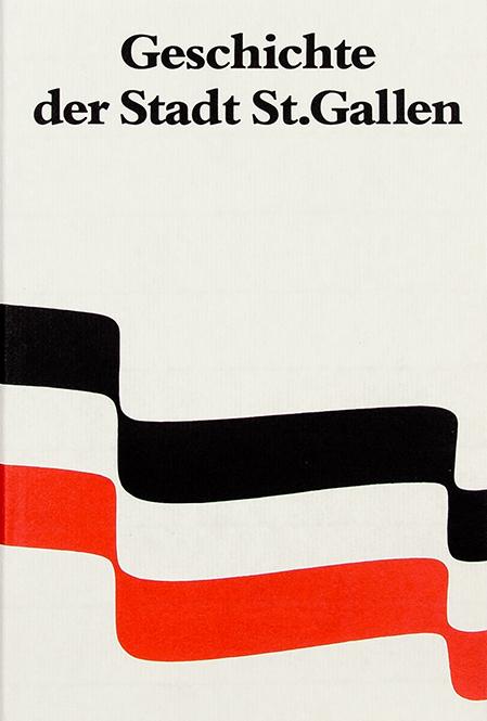 Geschichte der Stadt St. Gallen von Ernst Ehrenzeller erscheint | Jahr 1989