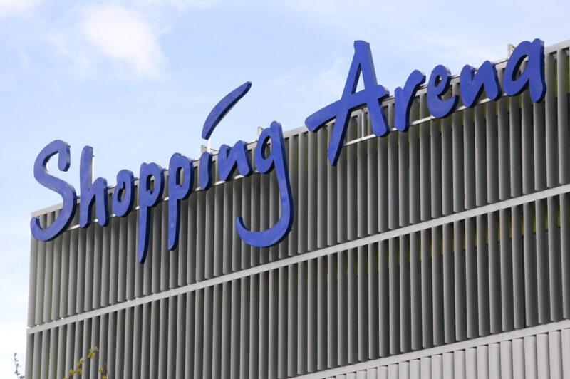 Die AFG Arena öffnet | Jahr 2008