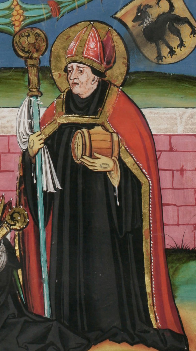 Gründung des Gallus-Klosters  durch Otmar | Jahr 719