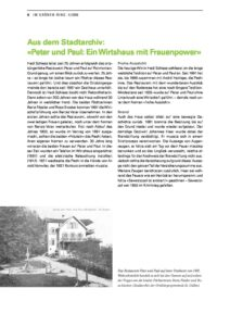 Peter und Paul: Ein Wirtshaus mit Frauenpower